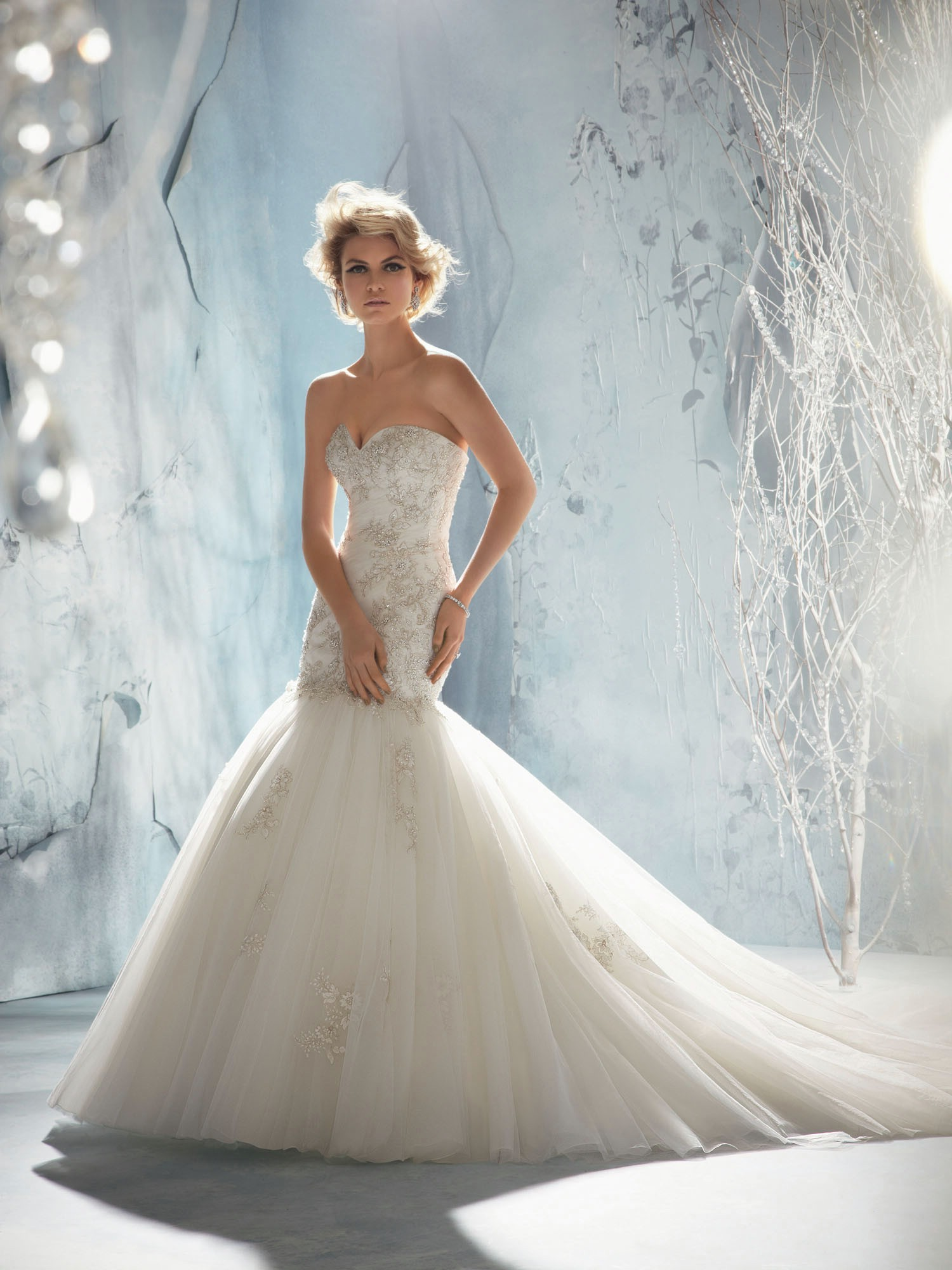 Wedding Dresses Staffordshire | Midlands | Stella York | Mori Lee