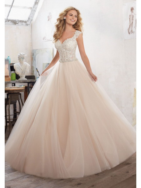mori lee wedding dresses