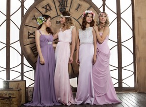 Angel Bridesmaid Dresses