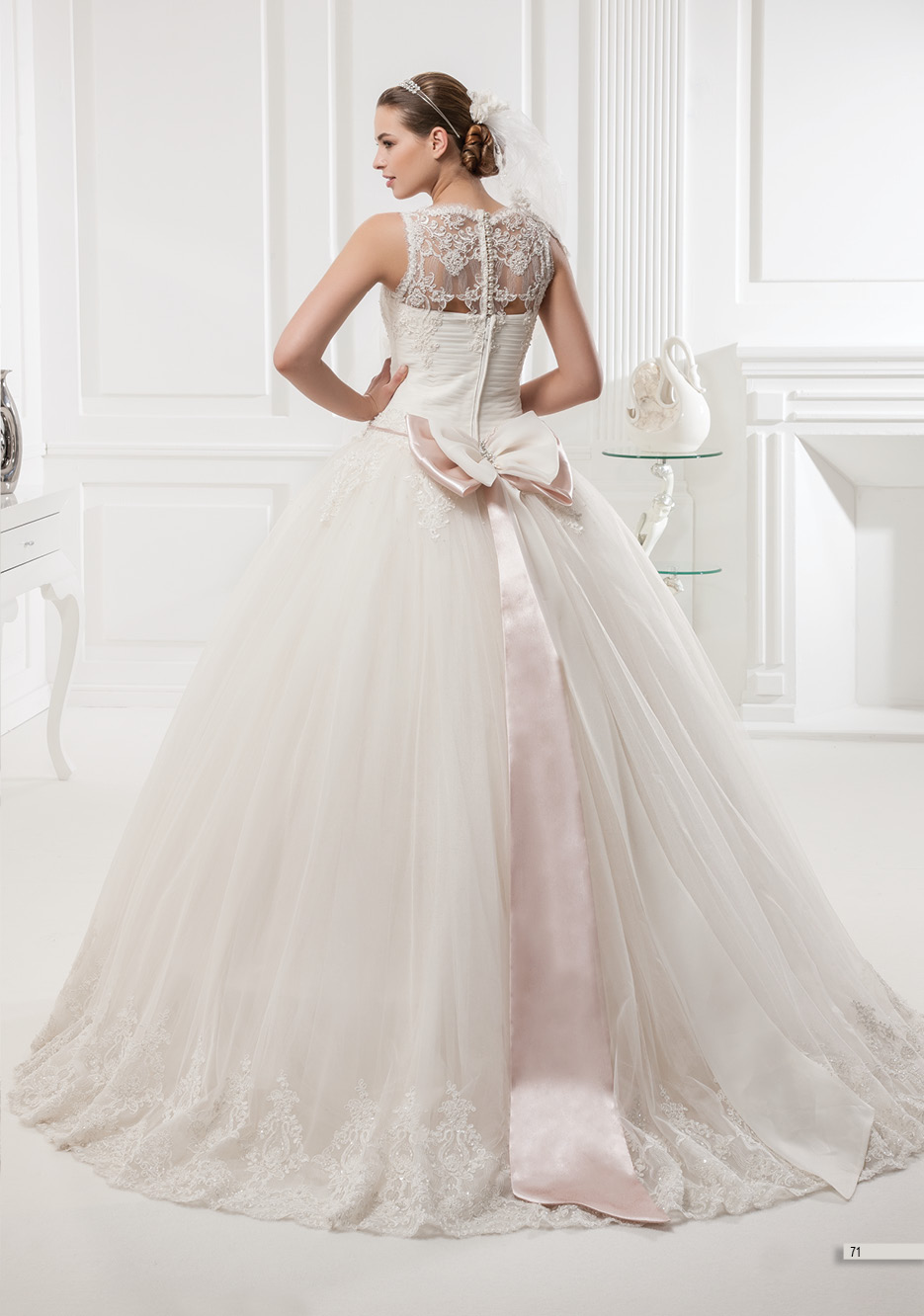 Madam Burcu Wedding Dresses UK
