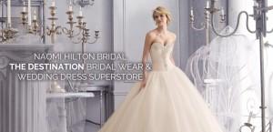 Naomi Hilton Bridal - Wedding Dresses Midlands