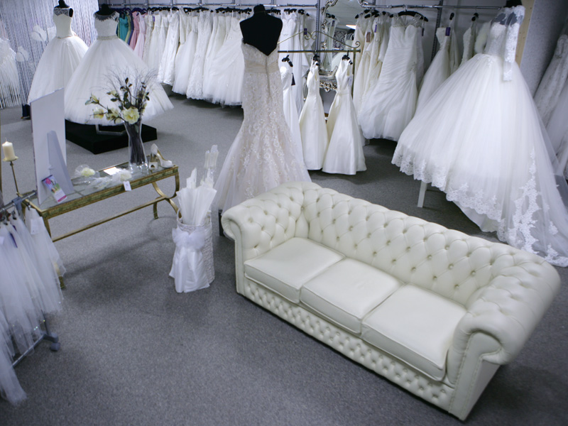 Naomi Hilton Bridal - The Store